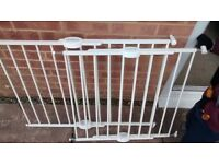 Lindam stair gates (2 available)