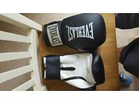 Kickboxing and boxing equipment
