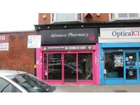 RETAIL PREMISES TO LET ON THE MAIN STRATFORD ROAD IN SPARKHILL - BIRMINGHAM - LOW RENT