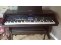 technics piano for sale