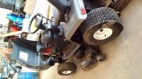 3 riding lawnmowers rider parts