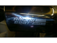 Mazda RX8 - Used - Racing Beat Rev Exhaust System - MY2003-2008 - SE - RX-8