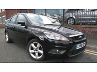 2009 Ford Focus 1.6 Zetec 5dr Hatchback, Autoguard Warranty and AA Breakdown available, £2,495