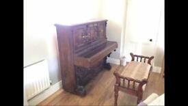 Collard and Collard upright piano £450