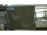 Eden Nemesis 200 Watt bass combo , first generation .
