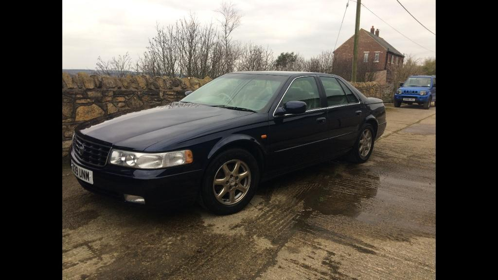 1998 Cadillac Seville Sts 4 6 V8 In Killingworth Tyne And Wear