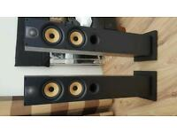 B and w speakers 684 s2
