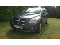DODGE CALIBER 2.0 SXT HATCHBACK BLUE