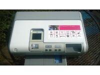 Printer. HP Photosmart D7100 series