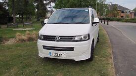 VW Transporter T5 GP 5.1 T28 SWB Sportline FSH £13250 No VAT