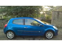 Renault Clio Dynamique Turbo 100 2008 (08)**Long MOT**Service**Great Running Small Car ONLY £1995
