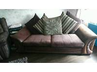Scs Scatter back sofa