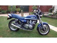 '95 Kawasaki 750 Zephyr.