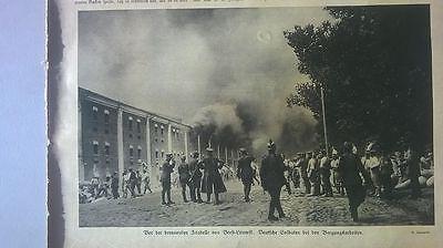 1915 71 Brest Litowsk Feldpost