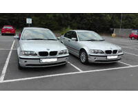 WANTED BMW 320D FACELIFT SALOON, ESTATE