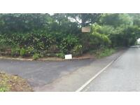 Camping site to let