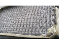 Mattress springs suitable for upholstery
