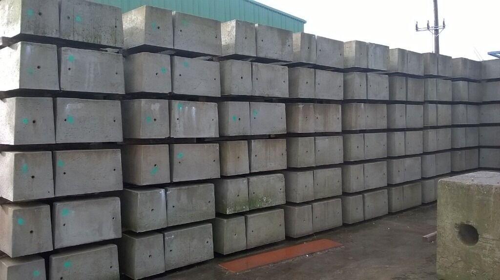 200 No Concrete columns 350mm x 400mm 2.7m long 1 ton each