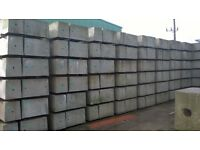 200 No Concrete columns 350mm x 400mm 2.7m long 1 ton each