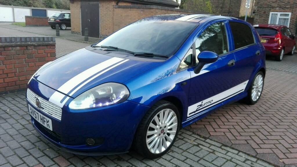 FIAT PUNTO 1.2 MANUAL,STUNNING,LOW MILEAGE,LONG MOT/TAX,57-REG 2007,CLEAN CAR,£1375 ONO CHEAP