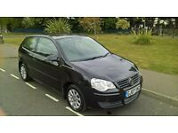 VOLXSWAGEN POLO 2007 07 1.4 SE TURBO DIESEL 3 DOOR HATCHBACK MANUAL, 1 YEARS MOT 1650