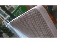 King size quality orthopedic medium-firm mattress excellent central London bargain