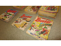 Collection, Over 150 Buster Comics, inc. Buster Monthly / Monster Fun, 1989 - 1995, £20