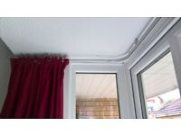Curtain Track for Bay Window