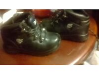 three pairs of toddler genuine timberlandboots immaculate condition hardly worn
