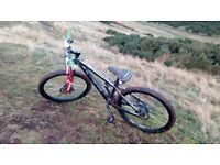 Mountain Bike --Scott YZ 2--