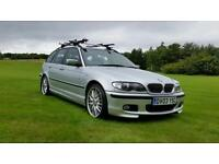 BMW 320i m-sport offers/swap for van.