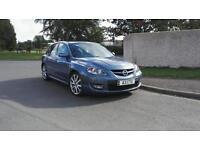 (SOLD) Mazda 3 MPS - 12 Months MOT - FSH - HPI Clear
