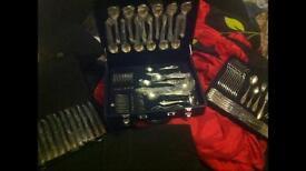New cutlery set