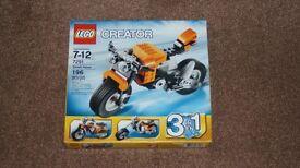 Lego Creator 7291 3 in 1 (Brand New Unopened Box)