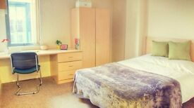 ENSUITE 1 Bedroom close to CITY CENTRE/UNIVERSITY