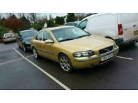 Volvo s60 new mot . Sale or swap