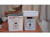 Cooking weighing scales