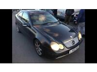 Mercedes 220d coupe -long mot