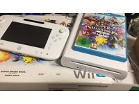 Nintendo wii u very good condition boxed with everything from new