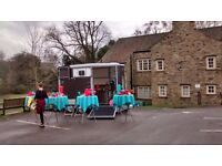 Outside Catering Support Trailer