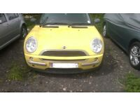 Mini (2003) O/S Headlight - IN VERY GOOD CLEAN CONDITION!