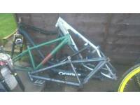 Mens mountain bike parts