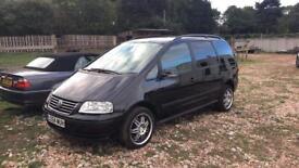 Vw sharan 1.9tdi automatic spare or repair Vw Sharan 2004/2005 7seats