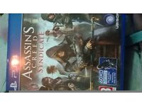 Ps4 game assassins creed syndicate
