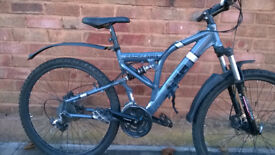cbr backlash mountain bike