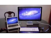 "27"" Apple Thunderbolt Display monitor - MINT CONDITION with all packaging"