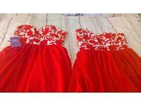 Bridesmaid/party dress x2