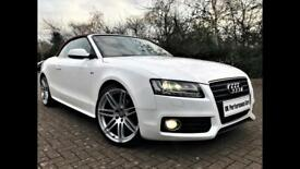 Audi A5 xenons headlights pair complete