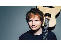 Ed sheeran Tickets for the hydro wanted