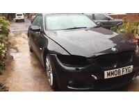 BMW 3 Series 2.0 320i M Sport 2dr £3,499 2008 (08 reg), Convertible